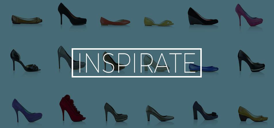 Inspirate - Zapatos personalizados