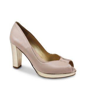 Zapatos Personalizados - Golden Pink