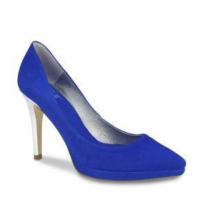 Electric Blue - Custom Shoe