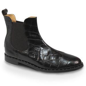 Dark Snake Chelsea - Custom Shoes