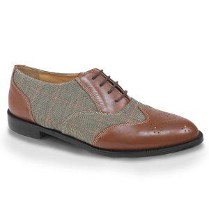 English Oxford - Zapato mujer