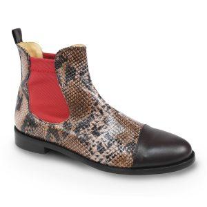 Brown and Red Snake - Diseña tu botín a medida