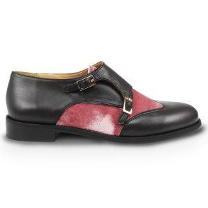 Moder Pink Velvet - Diseña tus zapatos a medida