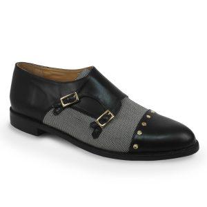 Zapato London Buckle & Tack - Zapatos Personalizados