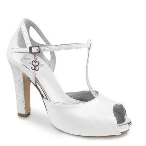 Crystal Bride - Zapato de novia personalizado
