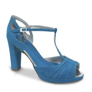 SuperBlue Bride - Zapato de Novia Personalizado