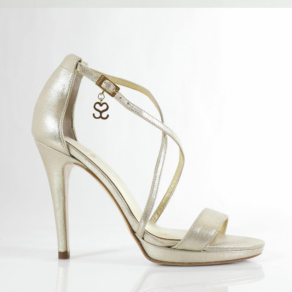 SANDALIA MOD.9378 (11cm) - Zapatos Personalizados Fiesta