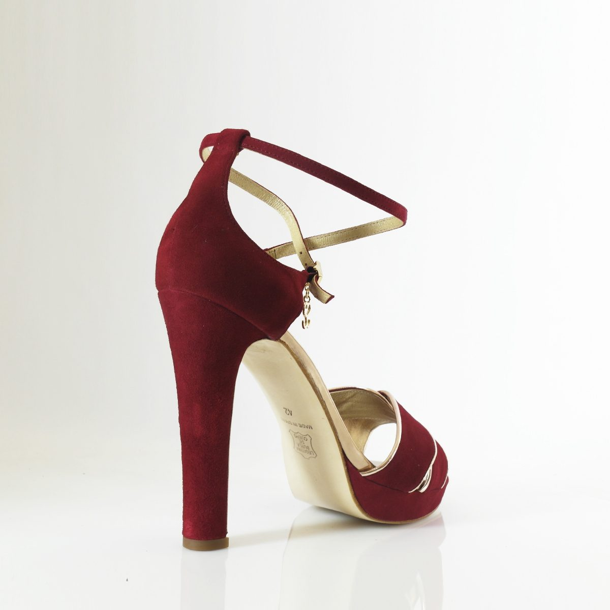 SANDALIA MOD.1996 (12,5cm) - Zapatos Personalizados Fiesta