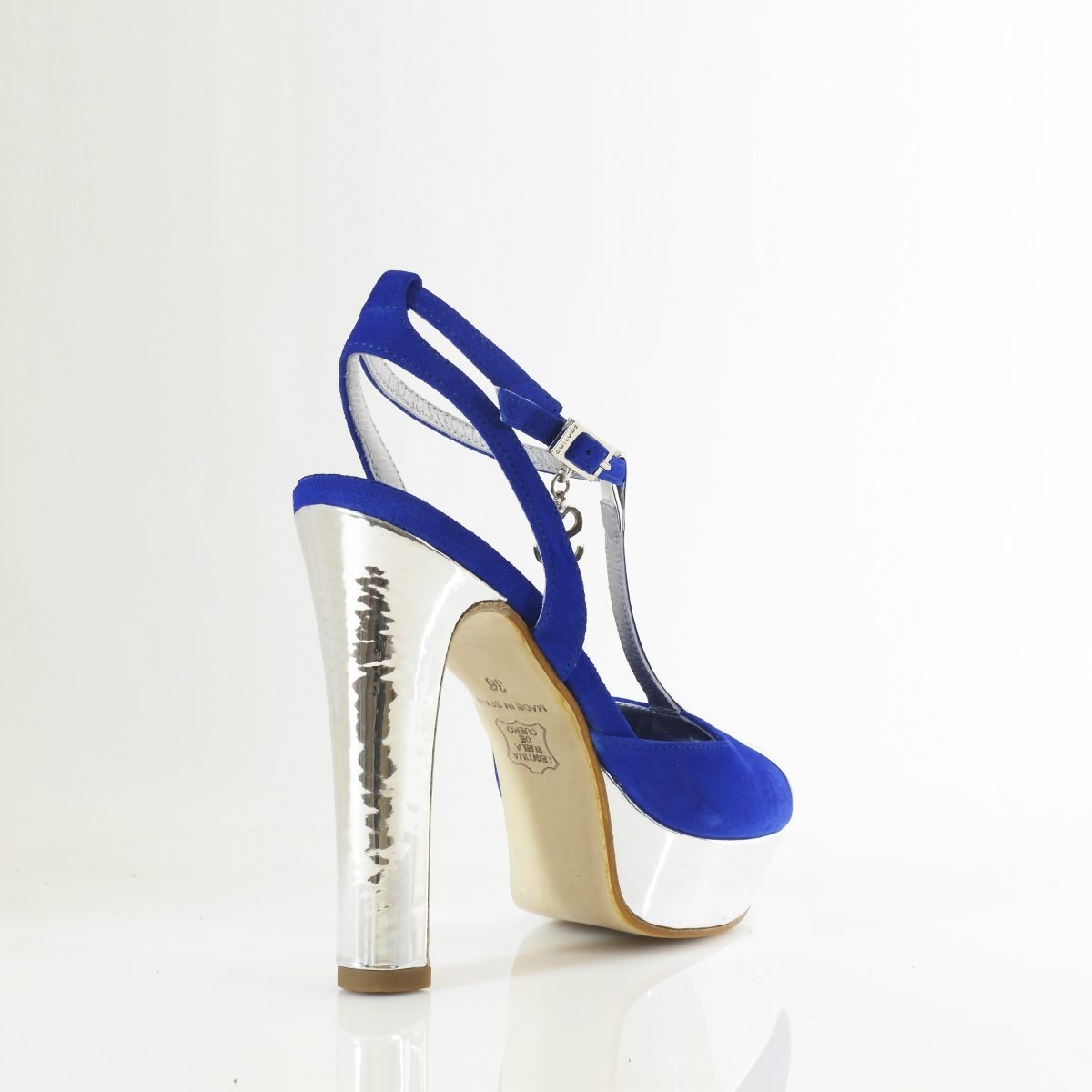 SANDALIA MOD.1637 (12,5cm) - Zapatos personalizados fiesta