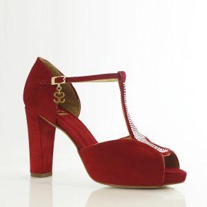 SANDALIA MOD.1960 (10cm) - Zapatos Personalizados FiestaSANDALIA MOD.1960 (10cm) - Zapatos Personalizados Novia