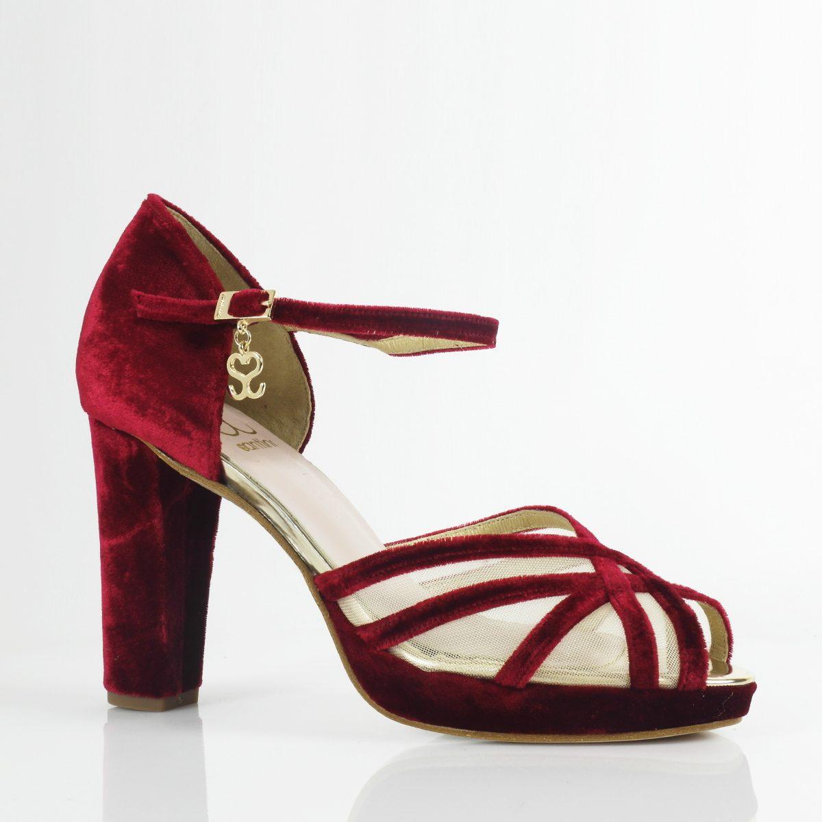 SANDALIA MOD.9639 (10cm) - Zapatos Personalizados Fiesta