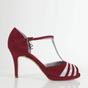 SANDALIA MOD.2332 (9cm)- zapato personalizado fiesta