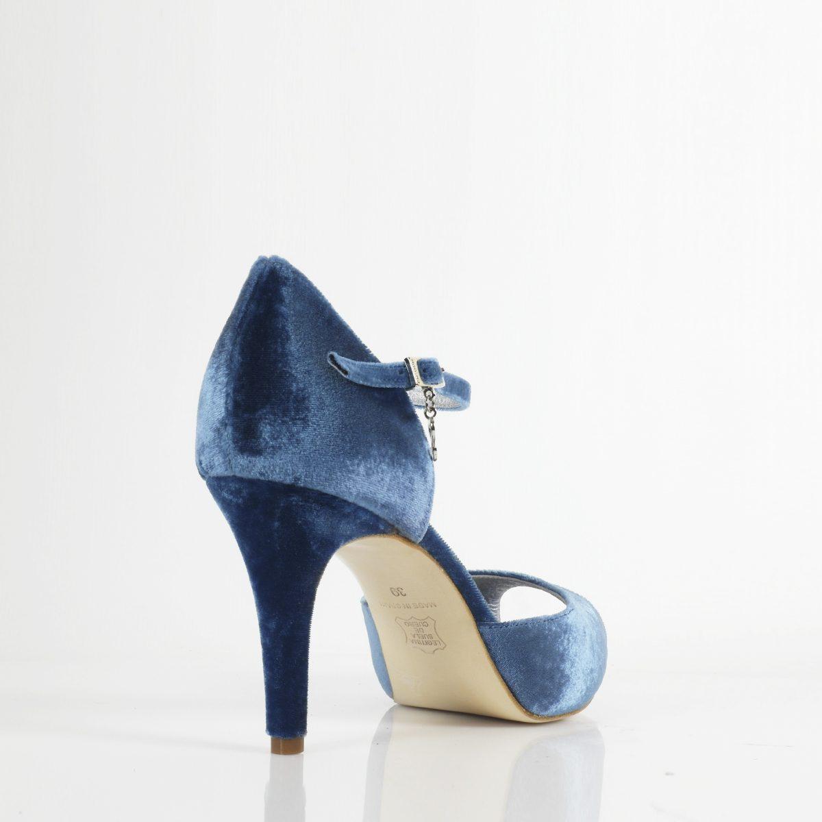 SANDALIA MOD.1920 (10cm) - Zapatos Personalizados Fiesta