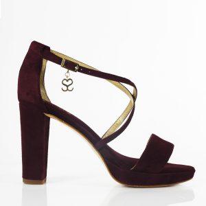 SANDALIA MOD.9378 (10cm) - Zapatos Personalizados Fiesta