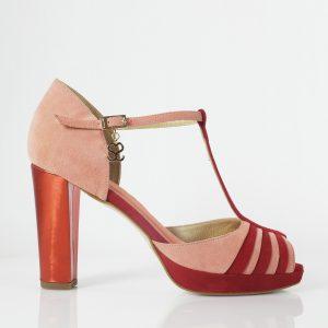SANDALIA MOD.2332 (10cm) - zapatos personalizados fiesta
