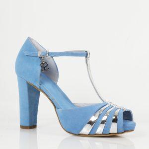 SANDALIA MOD.2332 (10cm) - sandalia personalizada fiesta