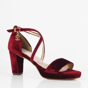 SANDALIA MOD.9378 (8cm) - Zapatos Personalizados Fiesta