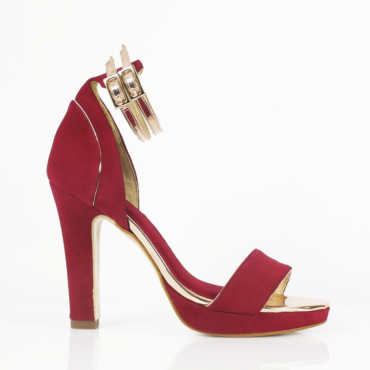 SANDALIA MOD.1378 (10,5cm) - zapato personalizado fiesta