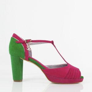 SANDALIA MOD.2332 (8cm) - zapatos personalizados fiesta