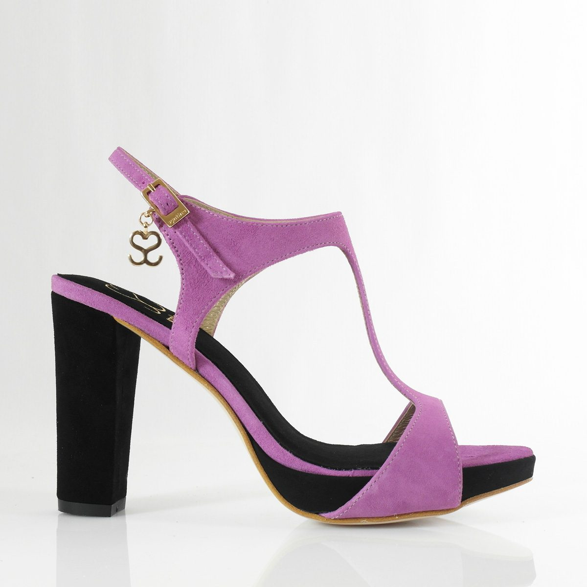 SANDALIA MOD.1181 (10cm) - zapatos personalizados fiesta