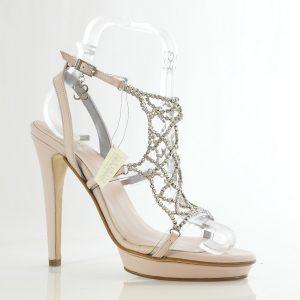 SANDALIA SWAROVSKI MOD.1011 (13cm) - zapatos personalizados invitada