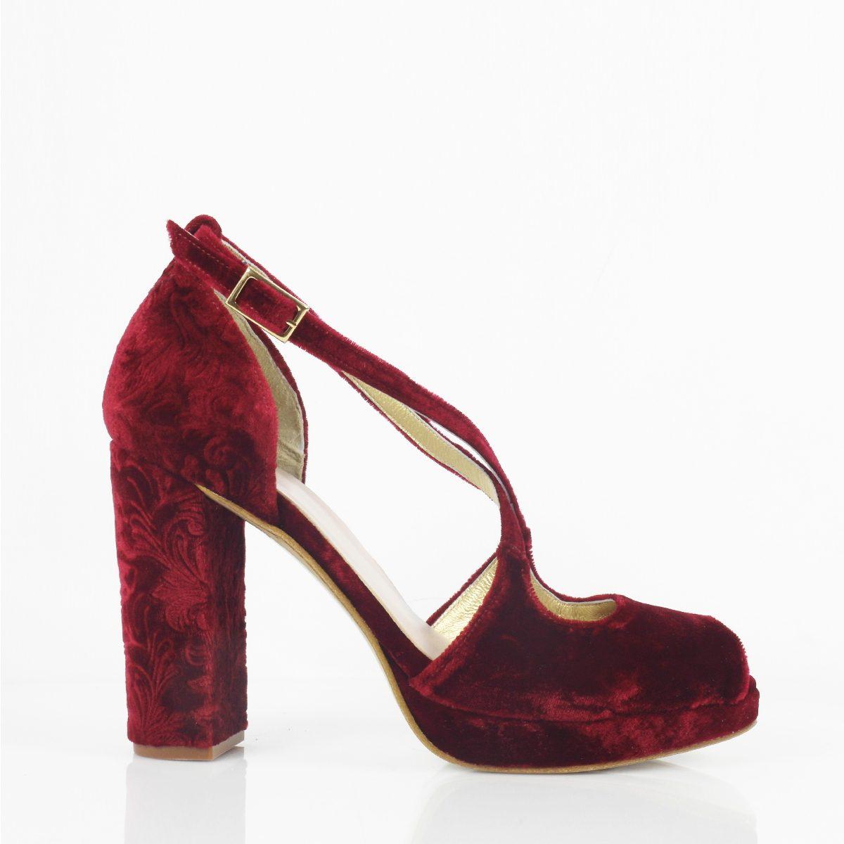 SANDALIA MOD.9735 (10cm) - Zapatos Personalizados Fiesta
