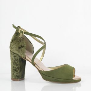 SANDALIA MOD.9886 (10cm) - Zapatos Personalizados Invitada